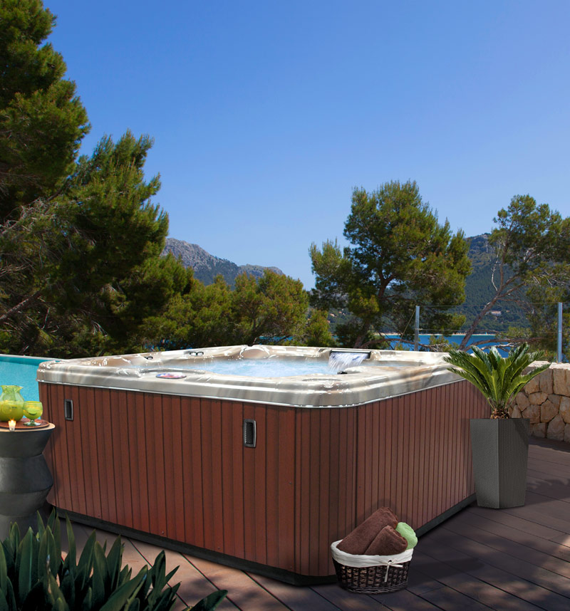 American Spas Spas Awesome New Luxury Hot Tub American