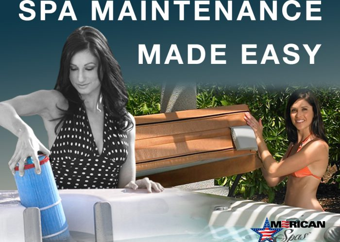 Spa Maintenance is Easier than you Think