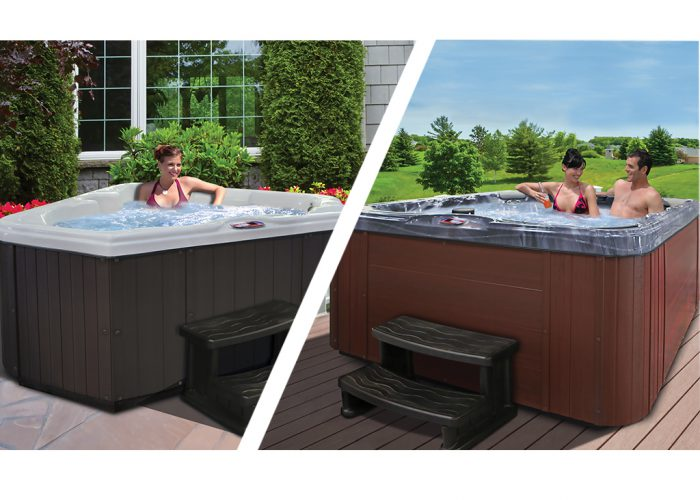 The benefits of 120v & 240v American Spas