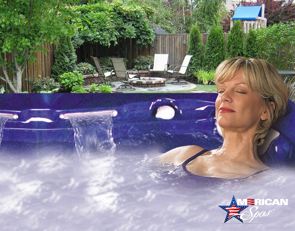 A Better Overall Quality of Life with American Spas.