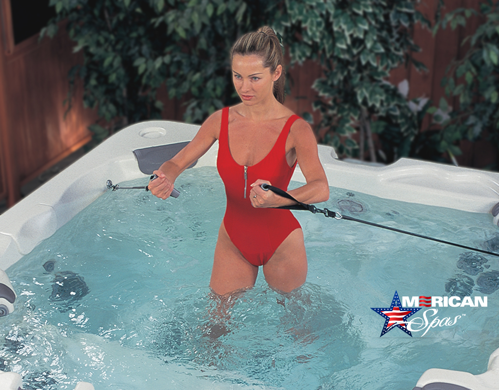 American Spas Top 10 Hot tub Exercises