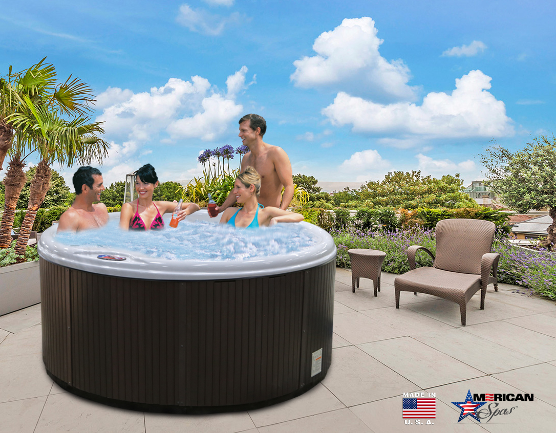 Top 3 Reasons you want a Private Hot tub