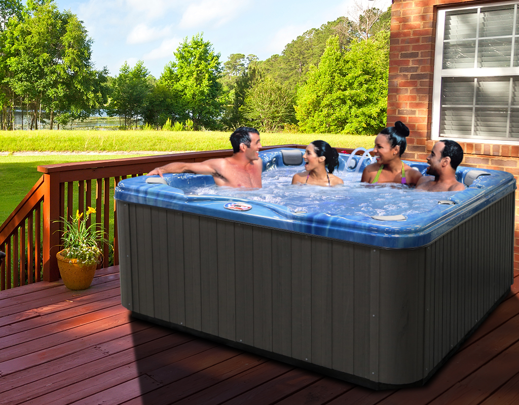 Summertime is American Spa Time!