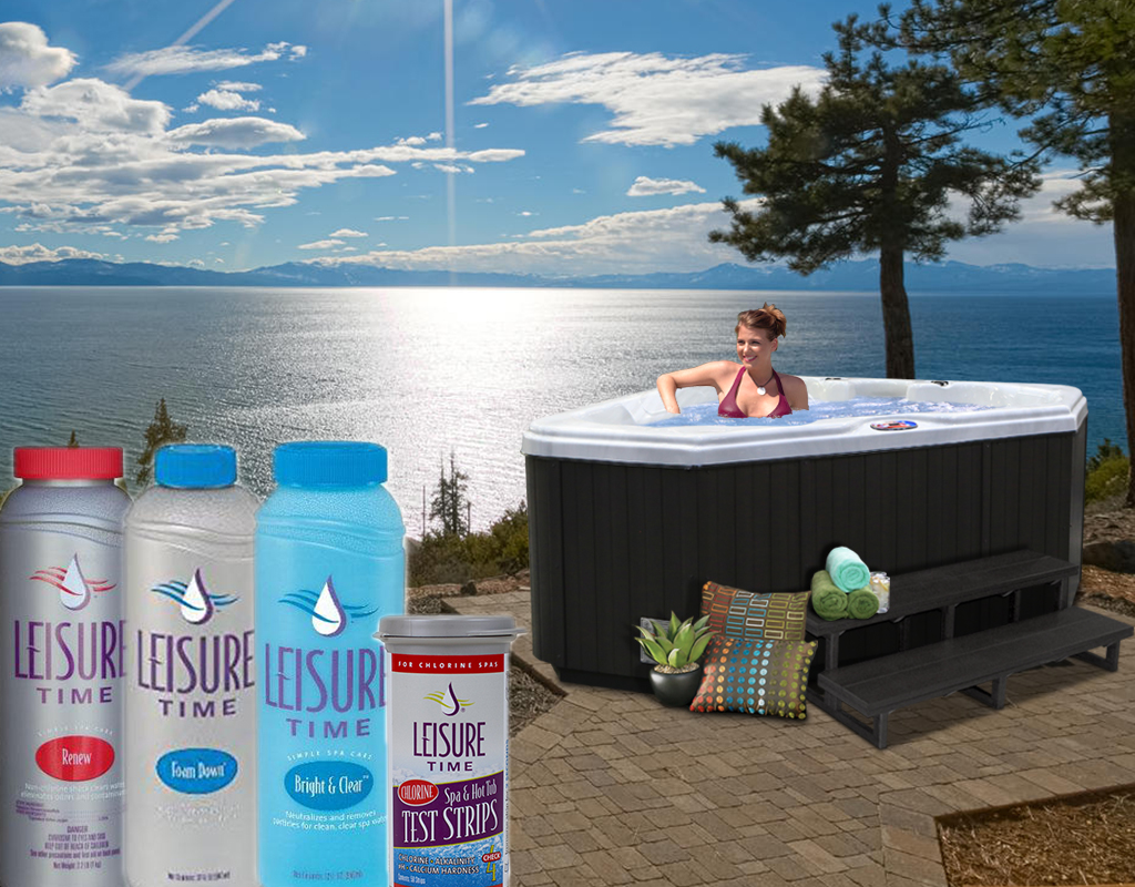 Storing Hot tub Chemicals